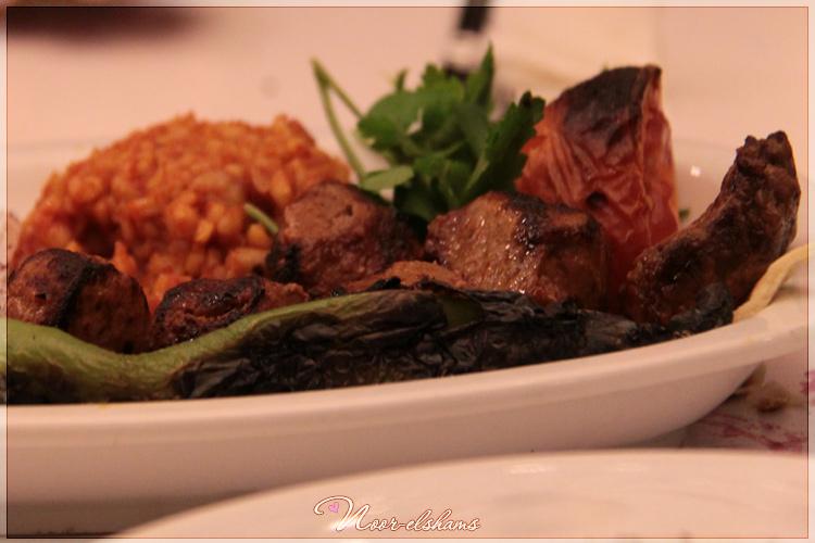 مطعم كبابجي محمود ........ تركيا