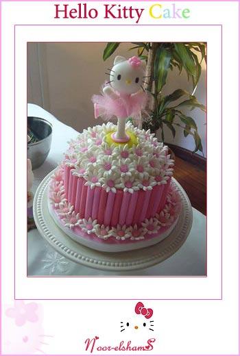 Tort - gтowa Hello Kitty.